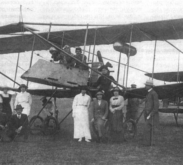13.Болгарский Albatros MZ2. Восточная Фракия. Весна 1913 г.