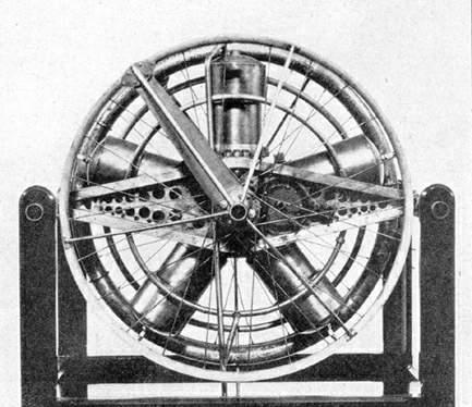 2.Двигатель Manly-Balzer engine. 1903 г.