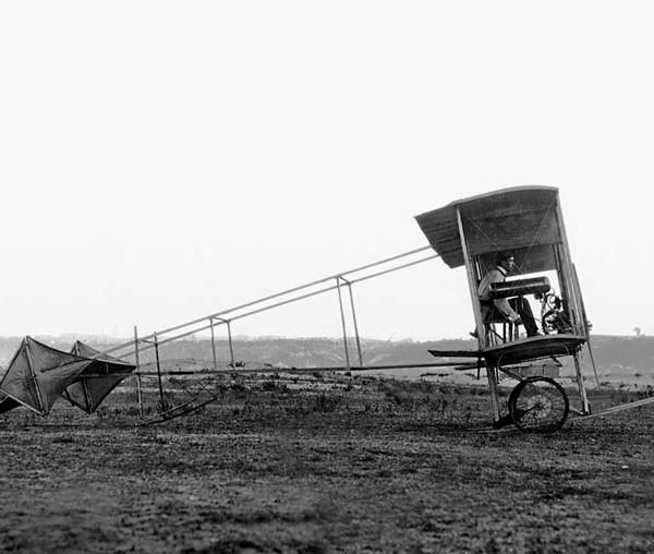 БиС-2 на лётном поле.