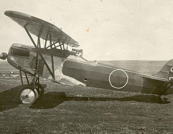4.Истребитель Fokker D.XI (ФД-XI).