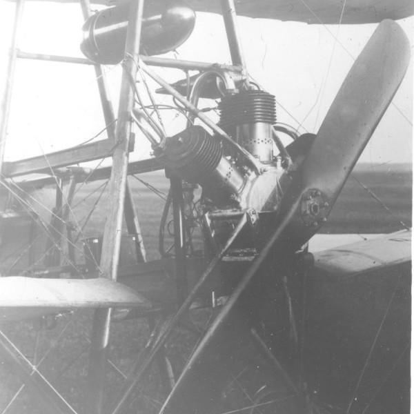 6.Гаккель III. Винтомоторная группа самолета.