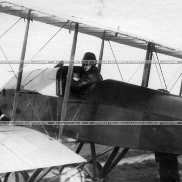 9.Самолет С-10 № 101 конкурсный на Коменд. аэ.