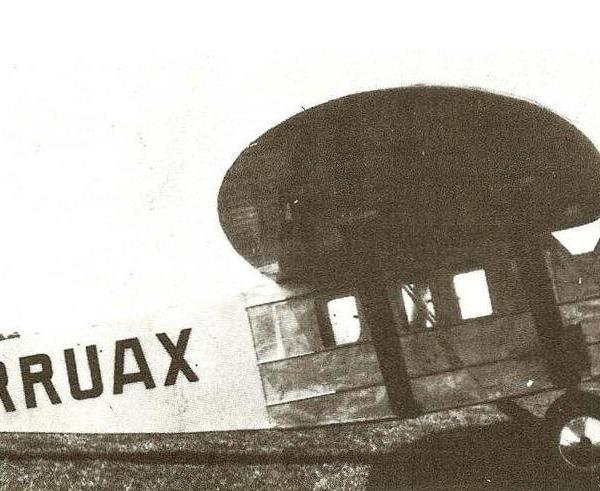 1-й сер. К-4 Укрвоздухпуть с двиг. BMW-4. Май 1928 г.