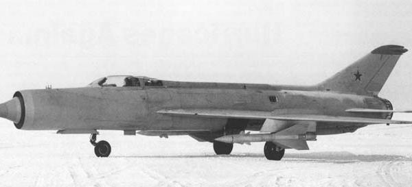 1.И-75 с ракетами К-8М.