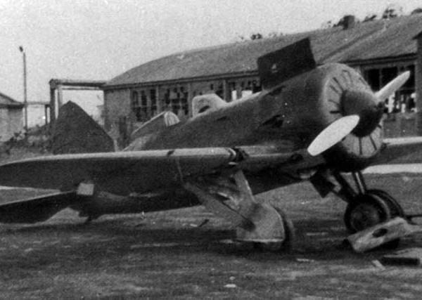 1.Истребитель И-16 тип 6.