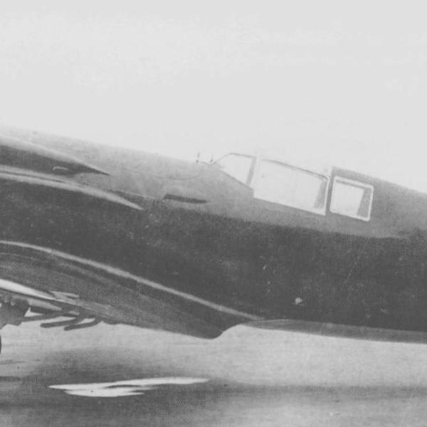 1.Истребитель И-28 № 1.