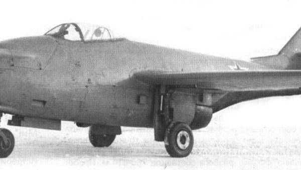 1.Истребитель И-302 (ФП)