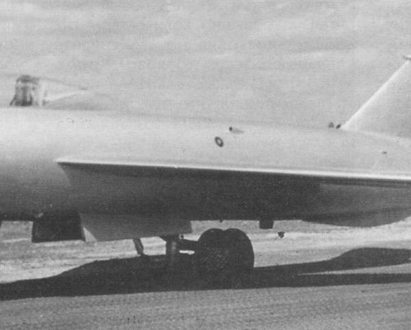 1.Истребитель-перехватчик Ла-190.