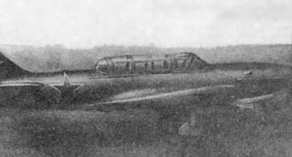 1.Легкий бомбардировщик-штурмовик ББ-МАИ