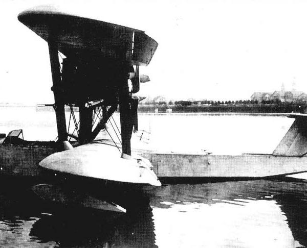 1.Летающая лодка МР-5.