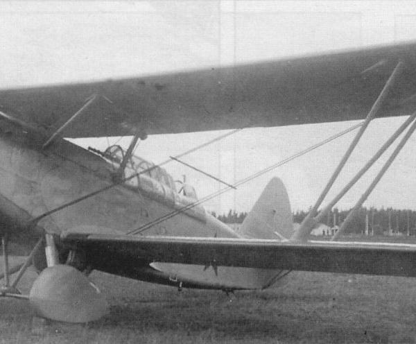 1.Опытный Р-Z с двигателем М-34НБ.