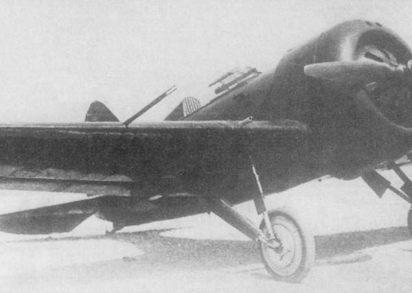 1.Опытный ЦКБ-12 М-22. 1934 г.