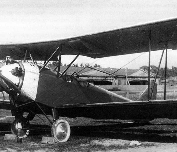 1.Первый опытный У-2.
