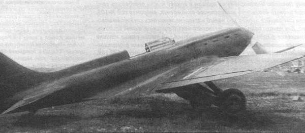 1.Первый опытный истребитель И-17 (ЦКБ-15)