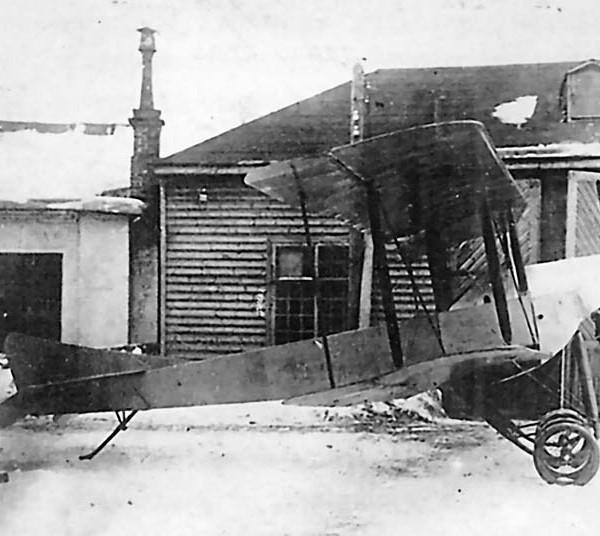 1.Первый прототип С-16.