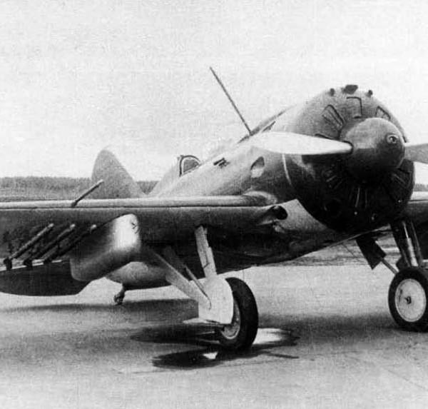 1.Предсерийный истребитель И-16 тип 29.