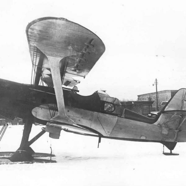 1.Самолет-разведчик ЛР(ЦКБ-1).