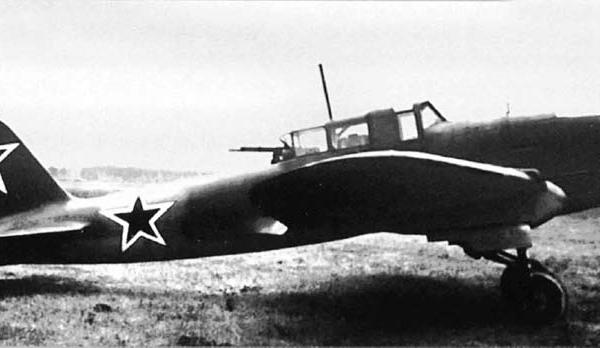 1.Серийный Ил-2 КСС. 3