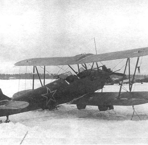 1.У-2НАК (ночной артиллерийский корректировщик).
