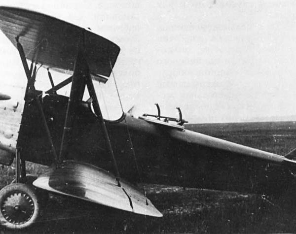 1.Учебно-тренировочный самолет П-2. 1928 г.