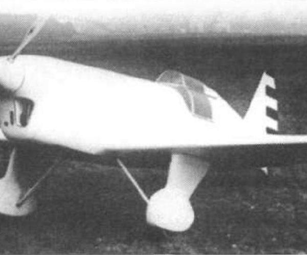 1.Учебно-тренировочный самолет УТ-21 (Я-21).