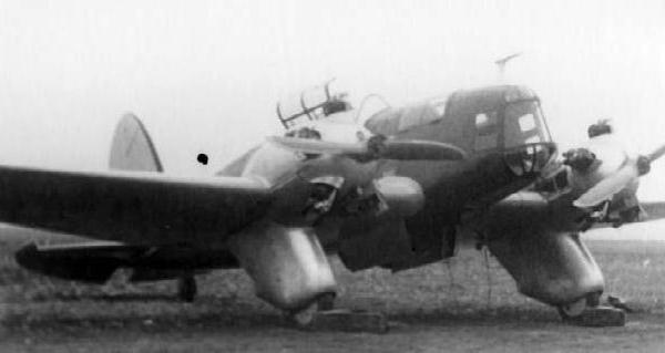 1.Учебный самолет Г-27.