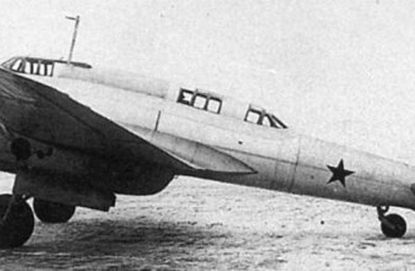 1.ВИ-100 на государственных испытаниях. Апрель 1940 г.