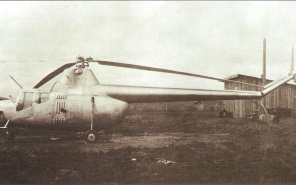 1.Вертолет ГМ-2 (Ми-1У).