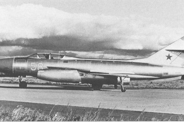 1.Як-27К в НИИ ВВС.