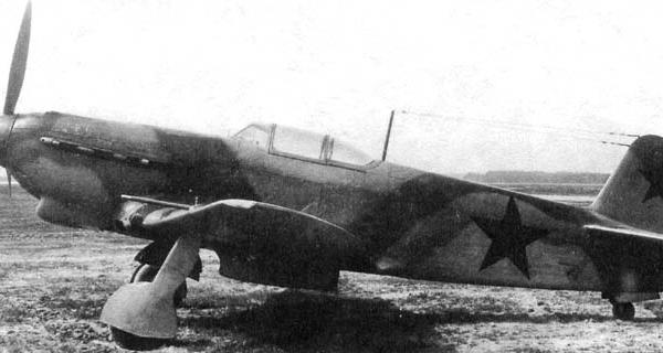 1.Як-9П (первый с таким названием).