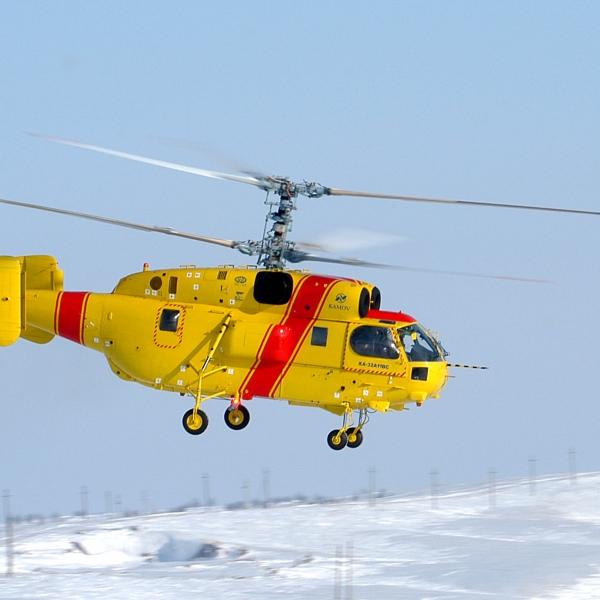10.Поисково-спасательный Ка-32А11ВС КНР.