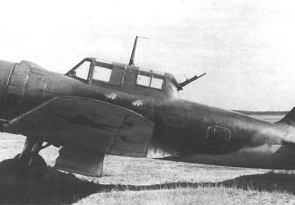 10.Штурмовик Су-6 М-71Ф. 2