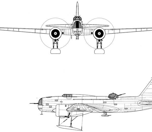 10.ЦКБ-54-1. Схема 2