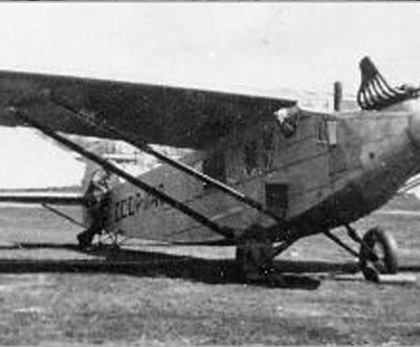 11.К-4 JunkeCCCP-Л40 Восточно-сибирского упр-я ГВФ.