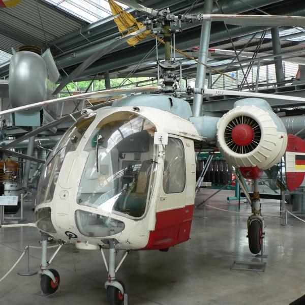 11.Ка-26 в авиамузее.