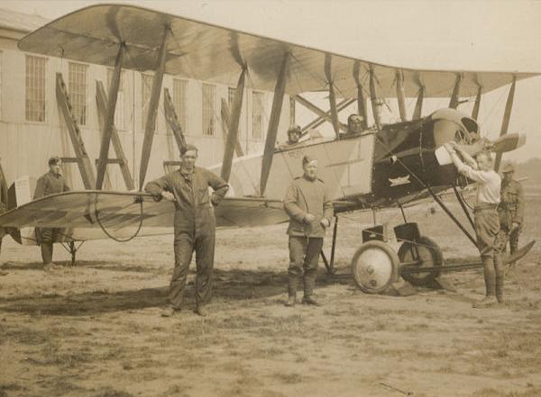 11а.Avro 504К