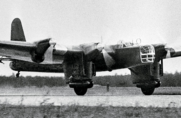 01AEFXZJ Soviet N-209 transpolar flight, 1937