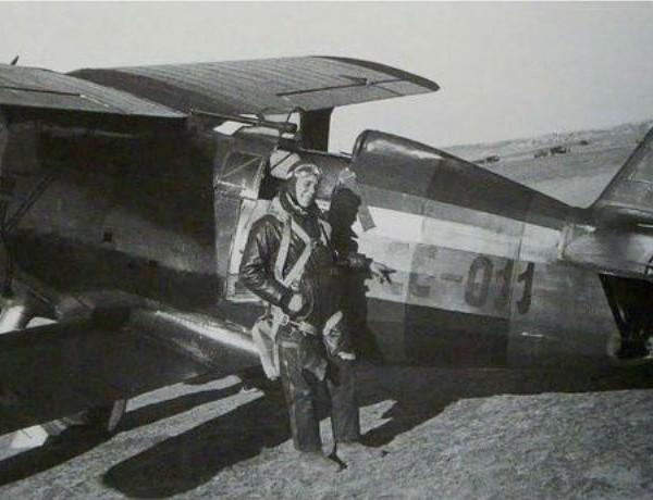 12.И-15 ВВС респ. Испании.