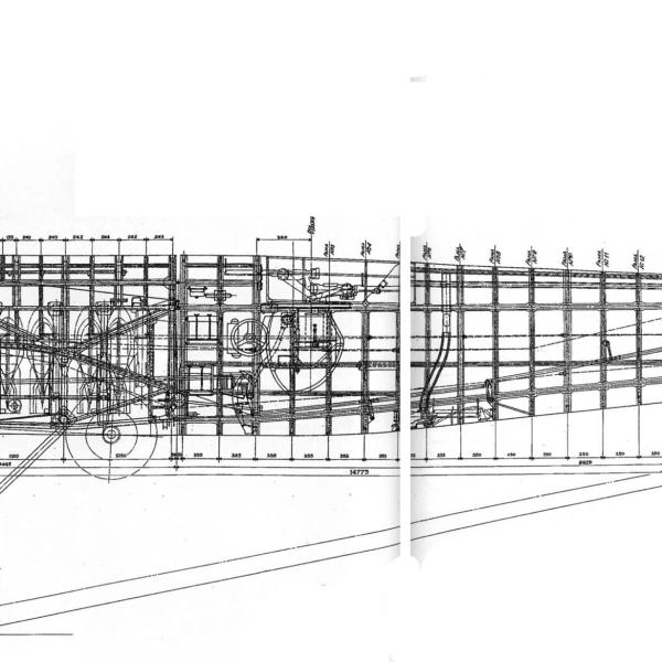 12.Компоновочная схема ДБ-2