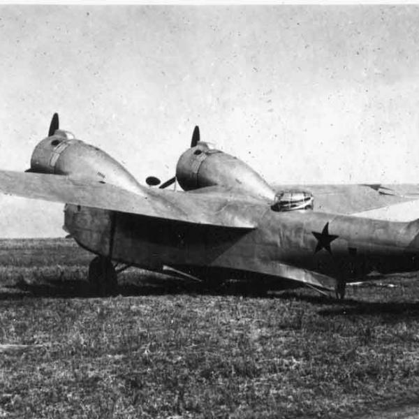 12.МДР-6А в сухопутном варианте.