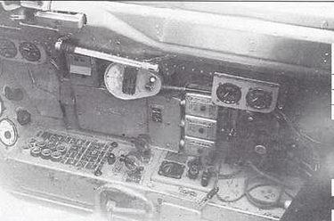 12б.Правый борт кабины.