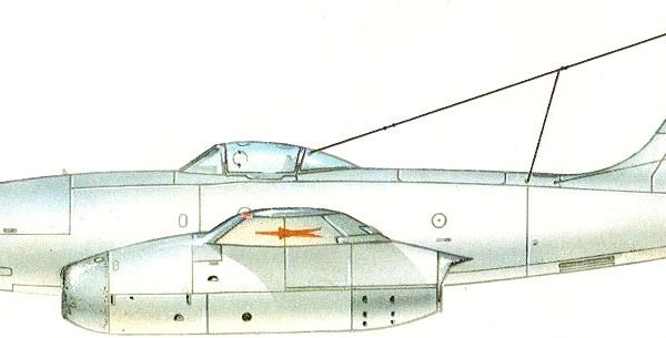 13.Су-9 (первый). Рисунок.