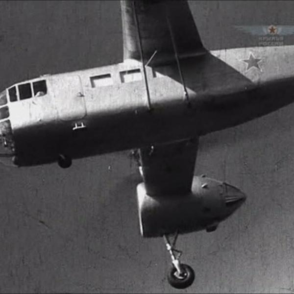 13.Вертолет Б-11 в полете. 6