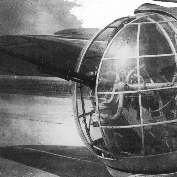 14.Кормовая оборонительная установка на АНТ-42 Дублер