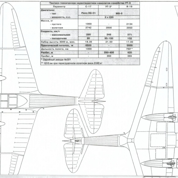 14.УТ-3. Схема 1.