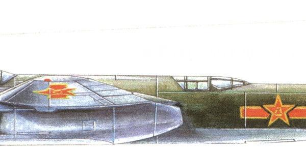14.УТБ ВВС КНР. Рисунок.