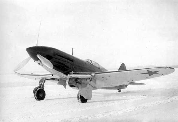 16.МиГ-3.