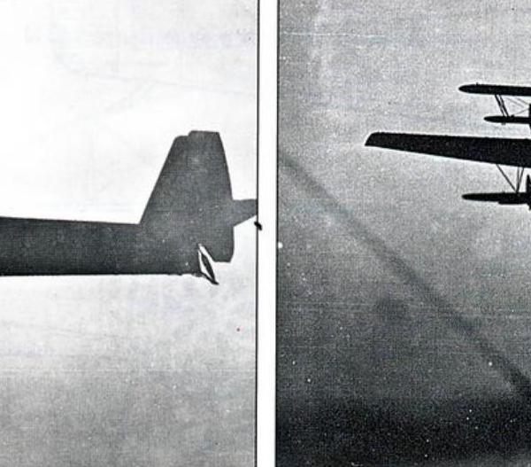 16.Звено-7. На ТБ-3М-17 два И-5 два И-16 тип 4 и один И-Z.