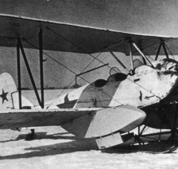 16б.У-2 с подвесными кабинами Щербакова.