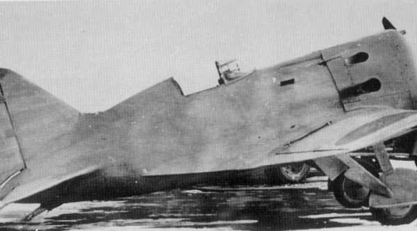 17.И-16 тип 10. Китай.